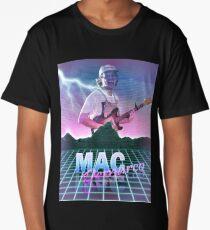 Mac Demarco 80's aesthetic T-shirt Long T-Shirt