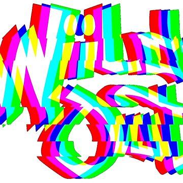 Wild 'N Out Glitch by IANJJUN