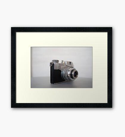 Comet Camera 2 Framed Print