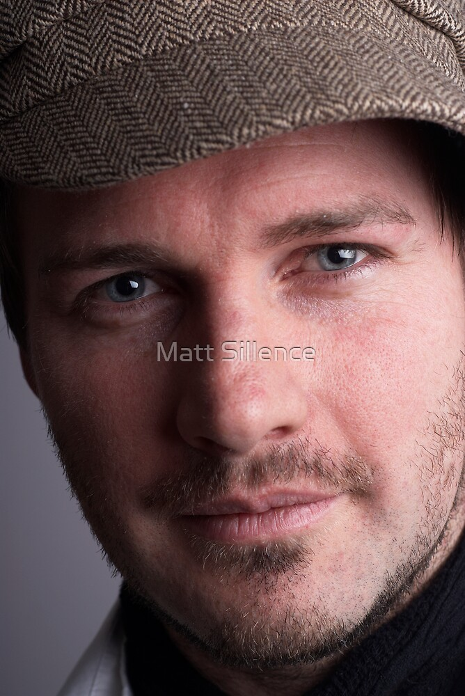 Mr Lloyd by Matt Sillence