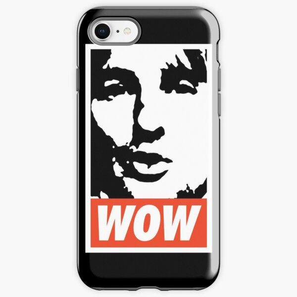 Wow. It's Owen Wilson. Wow. iPhone Tough Case