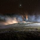 Geothermal Painted with Light by steini