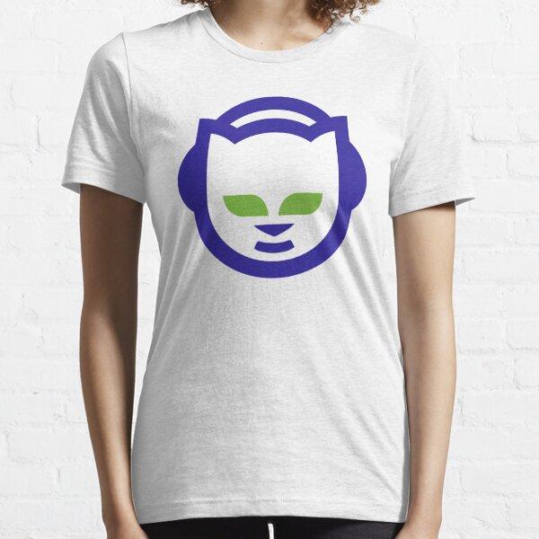 Napster Retro Logo Essential T-Shirt