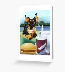 National Dog Day Greeting Card