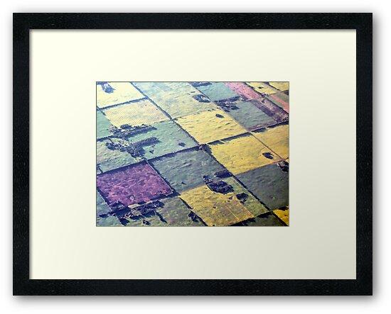Like A Patchwork Quilt by Leslie van de Ligt
