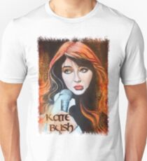 Kate Bush oil painting Unisex T-Shirt