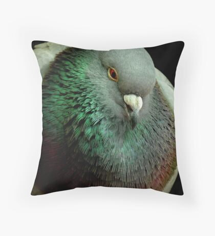 Something About Walter Throw Pillow