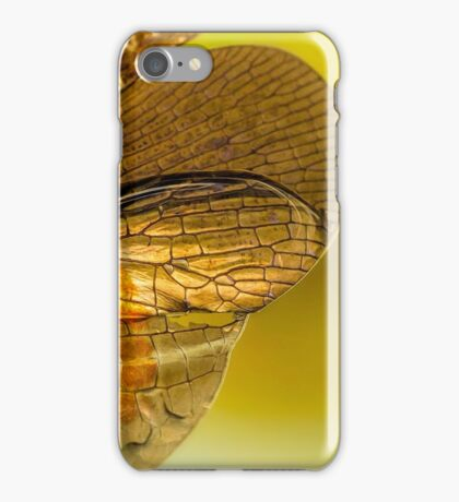 On the Wild Wing of Dawn iPhone Case/Skin