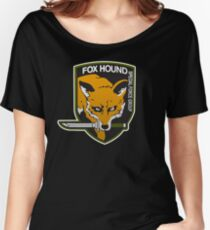 Fox Hound Special Force Group Women's Relaxed Fit T-Shirt