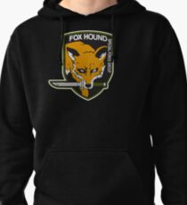 Fox Hound Special Force Group Pullover Hoodie