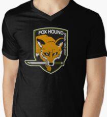 Fox Hound Special Force Group Men's V-Neck T-Shirt