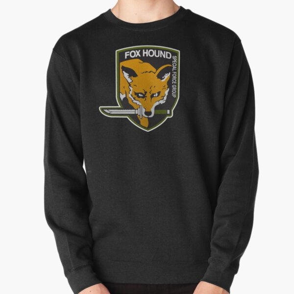 Fox Hound Special Force Group Pullover Sweatshirt