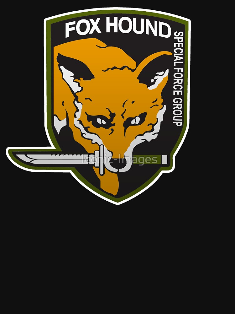 Fox Hound Special Force Group | Unisex T-Shirt