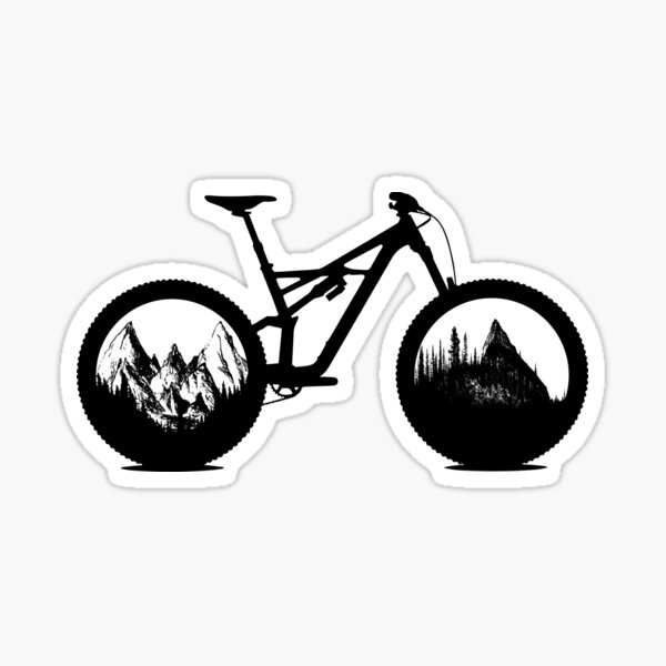 VTT Enduro Sticker