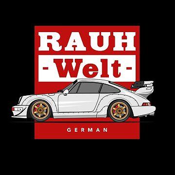 RWB-GERMAN SIDE!!! by melsmoon