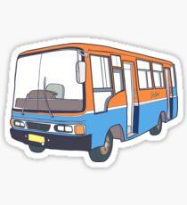 Metromini by DartoDesign Sticker