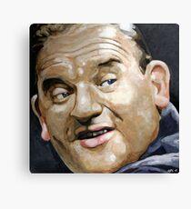 """Norman Stanley Fletcher"" Canvas Print"