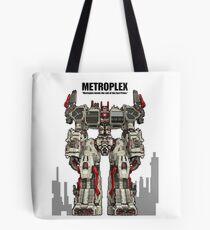 Metroplex_Transformer Citybot Tote Bag