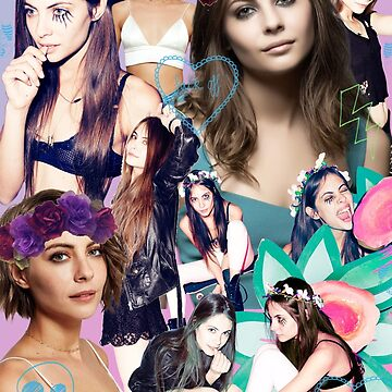 Willa Holland - Pastel Princess by imnotanumber