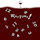 Wine Time! by gruffyjustice