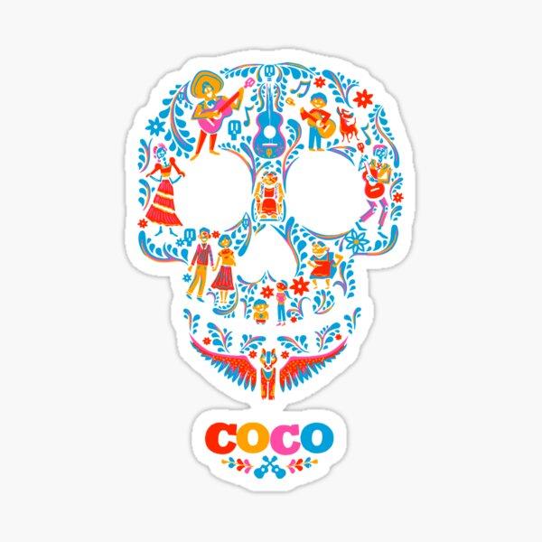 Coco El Loco Sticker