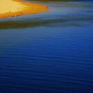Lapis lazuli water by Of Land & Ocean - Samantha Goode
