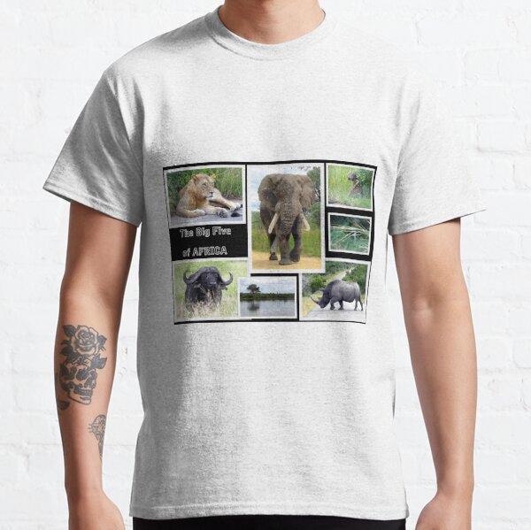 The famous *BIG FIVE* Classic T-Shirt