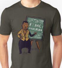 e = mc hammer Unisex T-Shirt