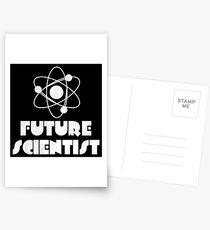 Future Scientist Postcards