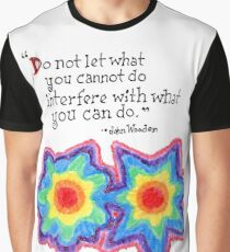 What you can do Graphic T-Shirt