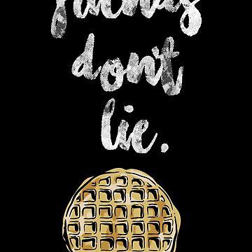 Friends Don't Lie by japdua