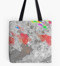 the pattern of life Tote Bag
