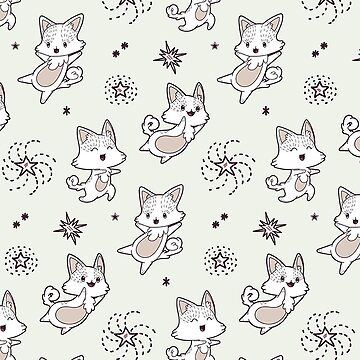 "My lovely dog ""Luka"" pattern by AlyMerchandise"