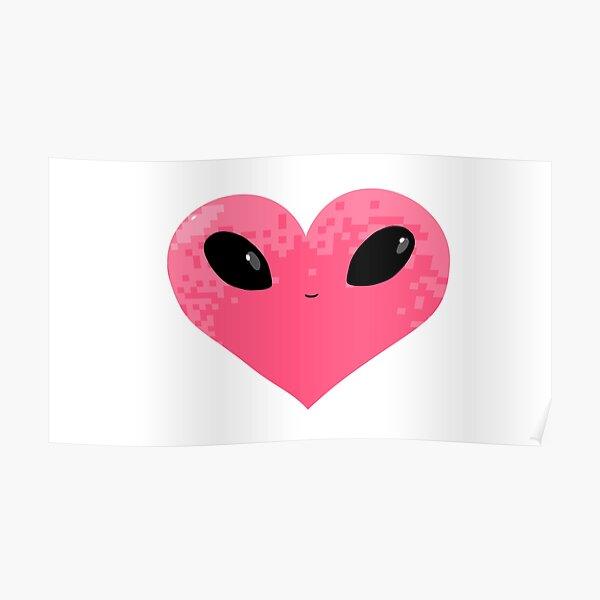 Sei mein Alien Poster
