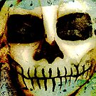 Scary Skull me  by bywhacky