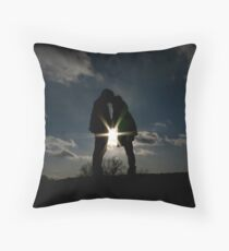 The Astrology of Saterday Throw Pillow