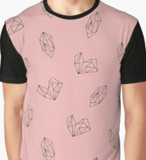 Pattern design with graphic shapes Graphic T-Shirt
