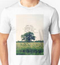 Fear not Isaiah Unisex T-Shirt