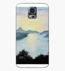 Sunrise in Austria Case/Skin for Samsung Galaxy