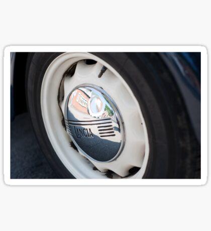 Lancia Aprilia Wheel Sticker