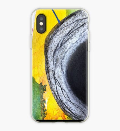 The void iPhone Case