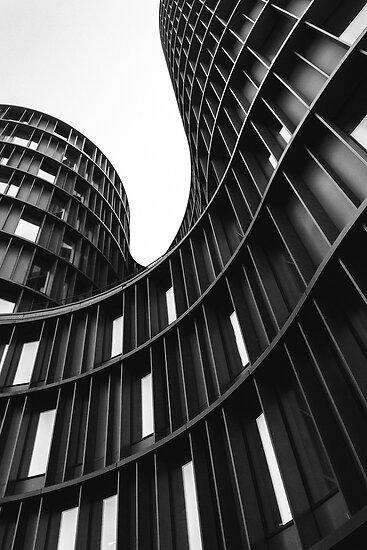 AXEL TOWERS / Kopenhagen, Dänemark von Daniel Coulmann