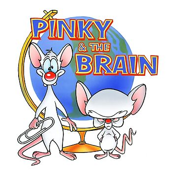 Pinky and the Brain by bbswedge