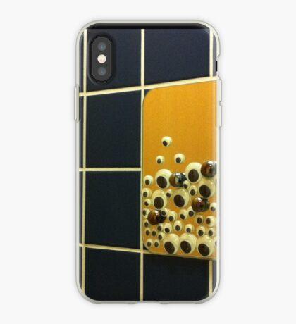 Googly iPhone Case