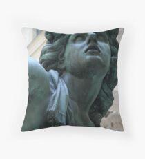 Verdigris Throw Pillow
