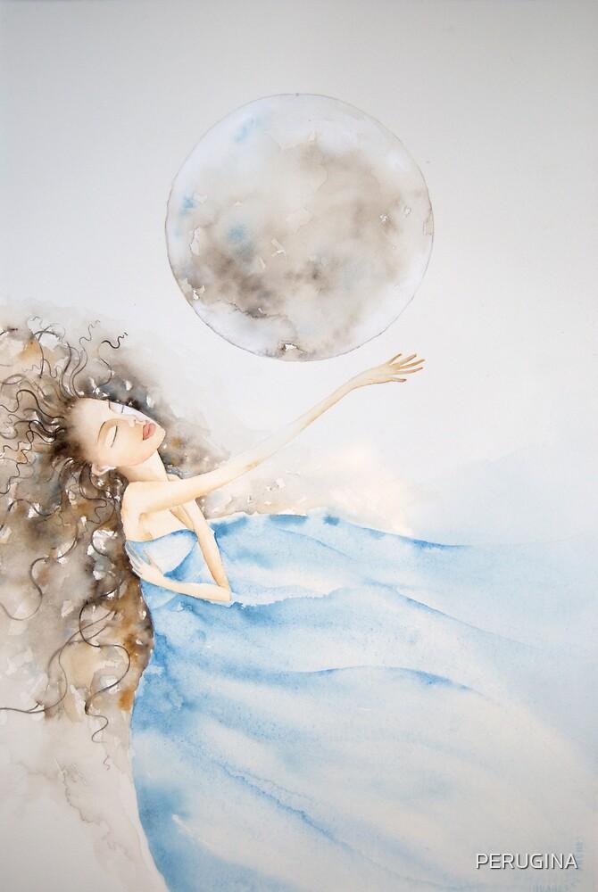 Il bagno al chiaro di luna 2009 patricia vannucci by perugina redbubble - Il giardino al chiaro di luna ...