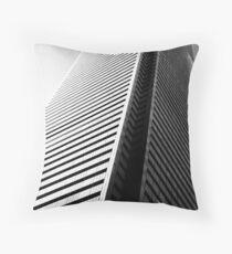 BMO Tower Throw Pillow