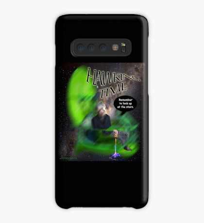 Hawking Remembered  Case/Skin for Samsung Galaxy