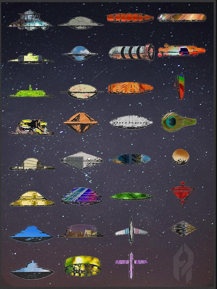 UFO by shadeprint