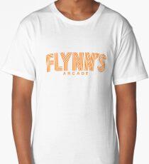 Flynn's Arcade Long T-Shirt